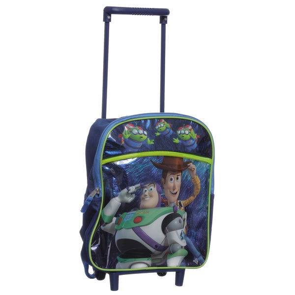 Disney Toy Story 12-inch Rolling Backpack - Free Shipping On ...