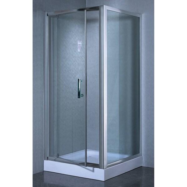 ICA Furniture Acquatech Riva 36-inch Shower Enclosure
