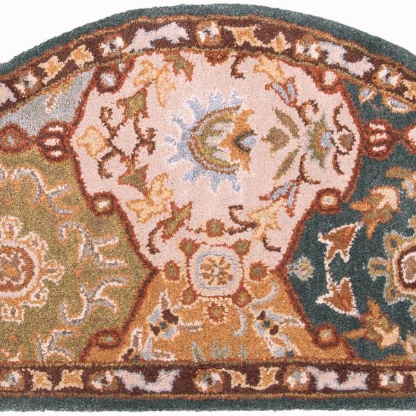 Hand Tufted Sansom Wool Area Rug 2 X27 X 4