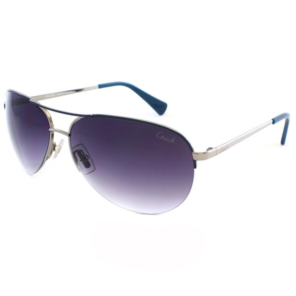 Coach Women's Aviator Sunglasses Eyewear