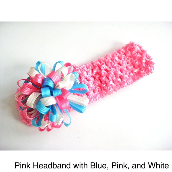 Bobitty Boo Danielle Crochet Headband