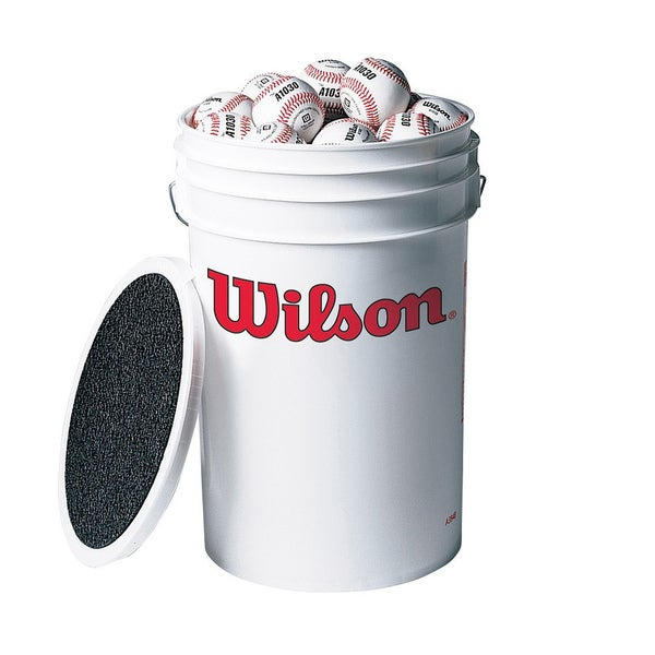 Wilson A1030 Ball And Bucket Combo