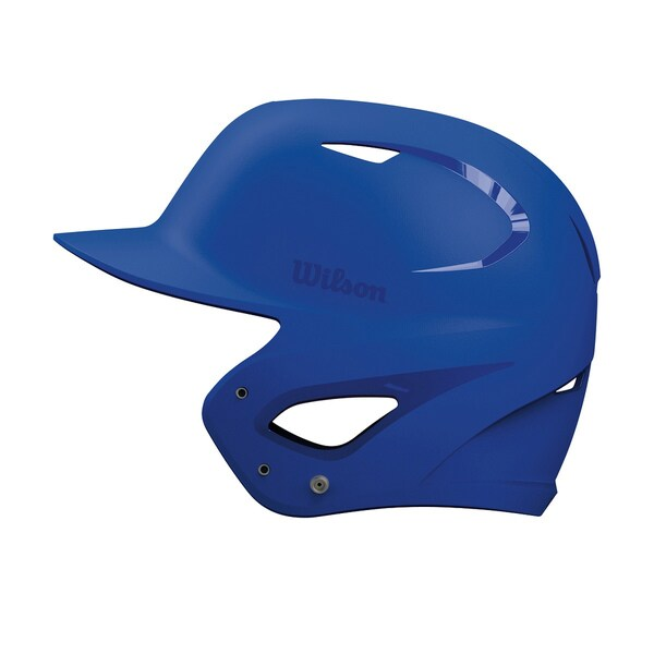SuperFit Royal Blue Batting Helmet
