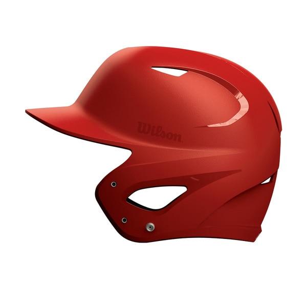 SuperFit Red BattingHelmet