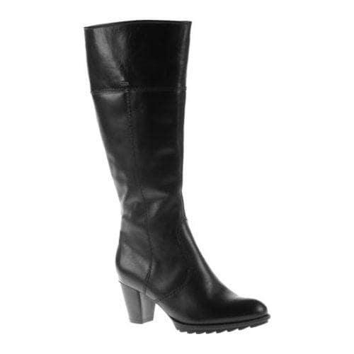 Women's ara Ginny 43498 Black Leather