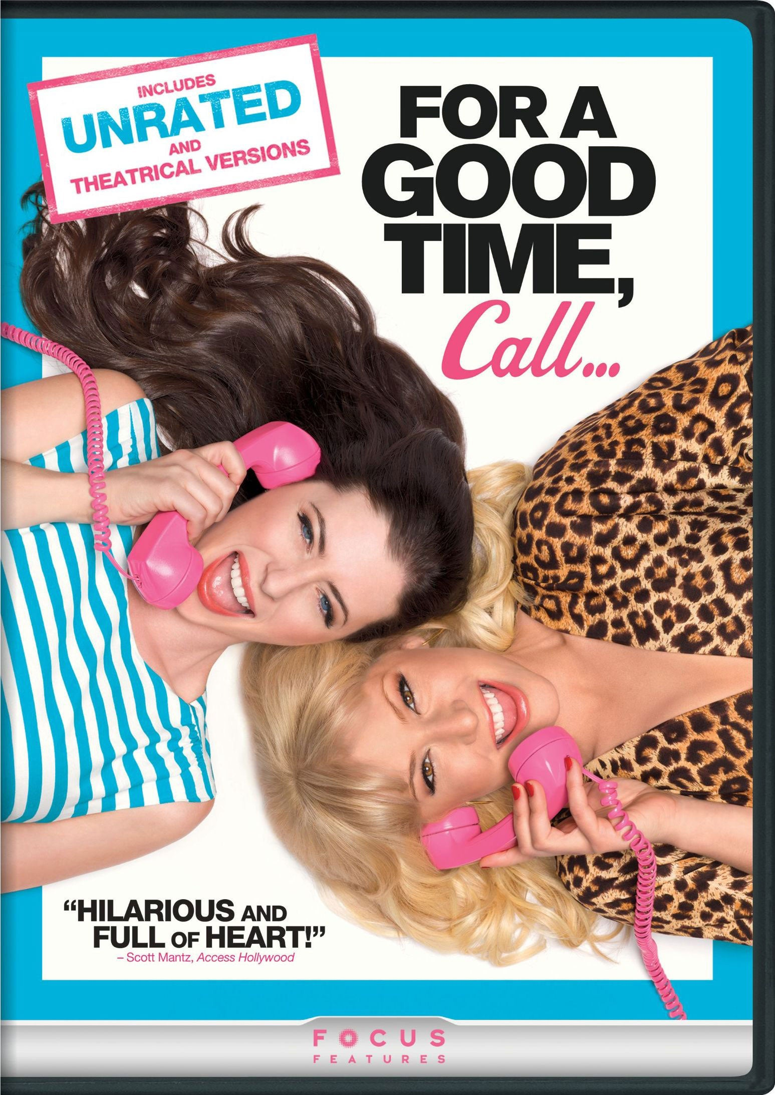 For A Good Time, Call... (DVD)