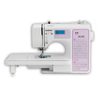 Brother XR1300 130-stitch Computerized Sewing Machine Factory Refurbished