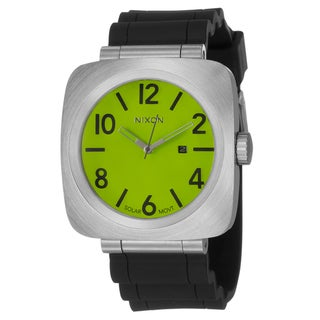 Nixon Men's Stainless-Steel 'Volta' Watch with Green Dial