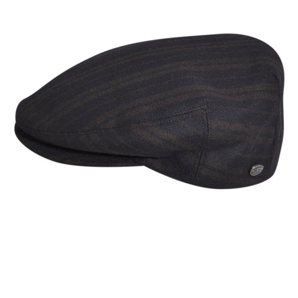 Bailey of Hollywood Men's Lord Double Stripe Ivy Cap