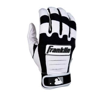 MLB Adult CFX PRO Pearl/Black Batting Glove