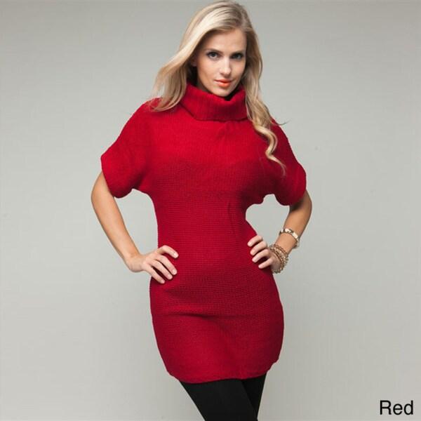Stanzino Women's Knit Tunic Sweater