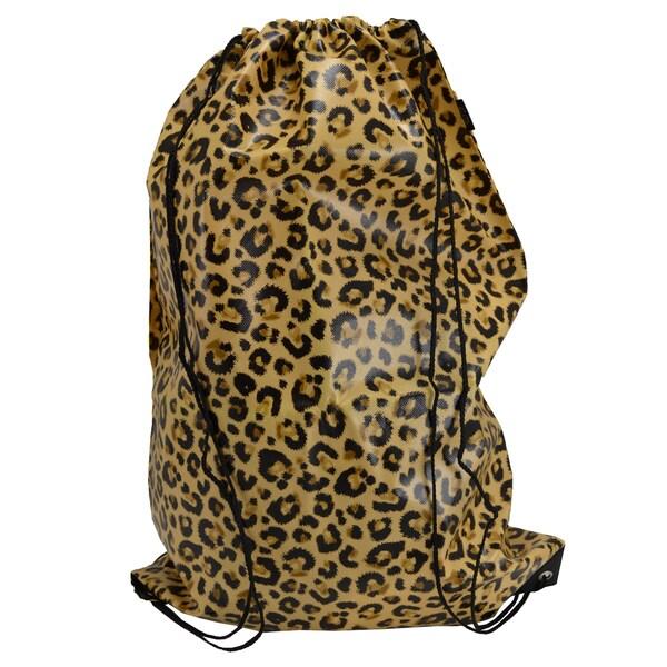 Tango 'Leopard' Laundry Duffel Bag