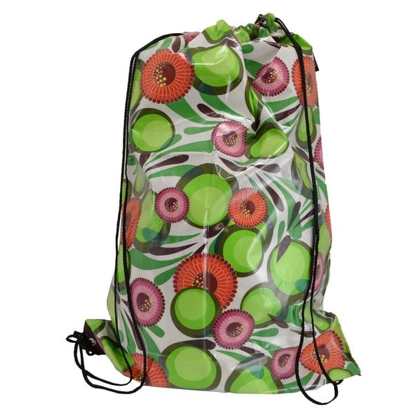 Tango 'Swirl Dot Paisley' Laundry Duffel Bag