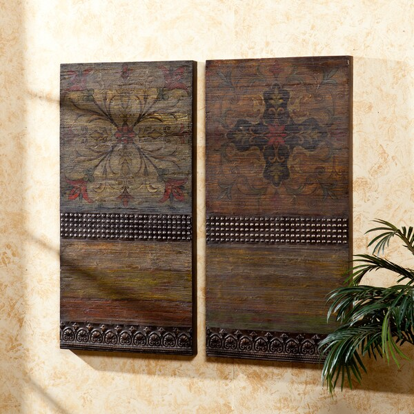 Belshire 2-piece Wall Panel Set