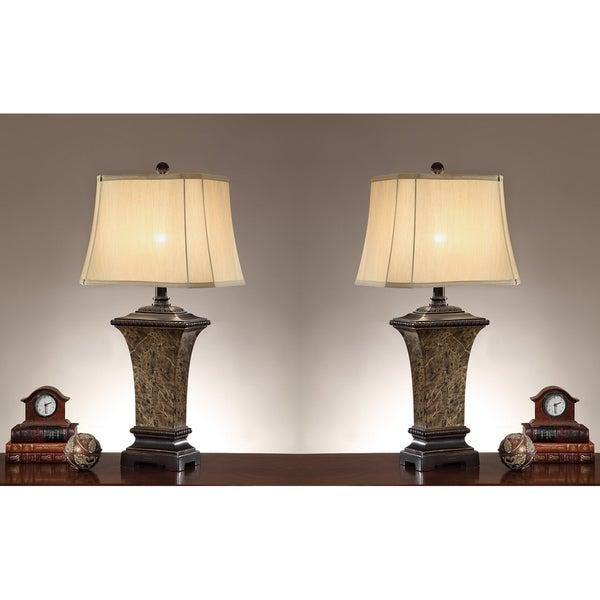 Lulu 35-inch Table Lamps (Set of 2)