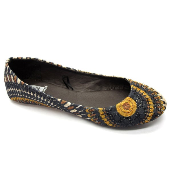Blue Women's 'Dash' Flats