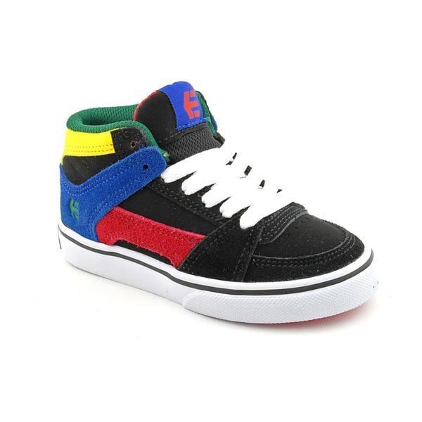 Etnies Boy's 'Kids RVM Vulc' Regular Suede Athletic Shoe