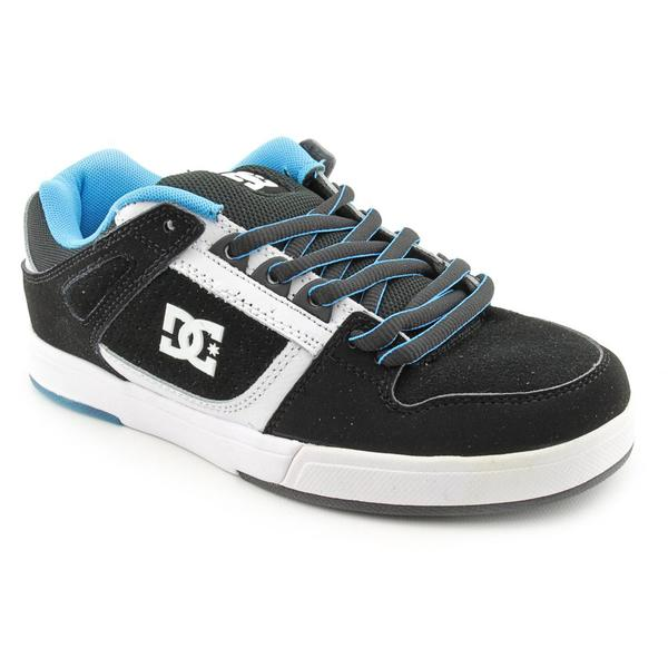 DC Boy's 'Spartan Lite' Leather Athletic Shoe