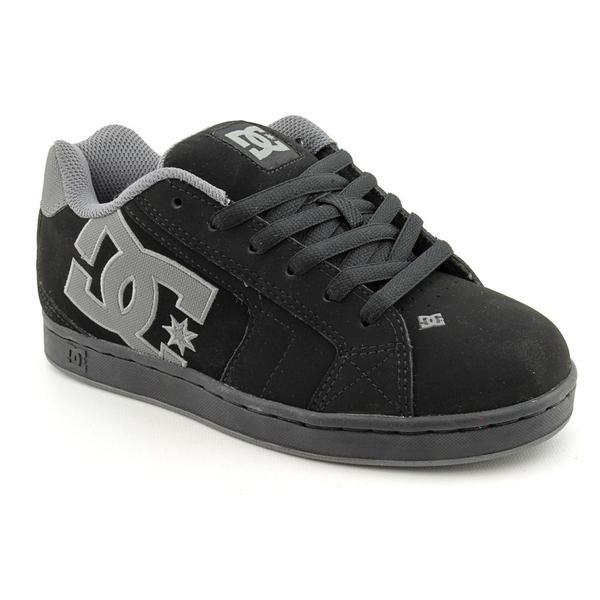 DC Boy's 'Net' Nubuck Athletic Shoe