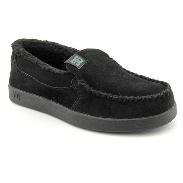 DC Men's 'Villain LE' Regular Suede Casual Shoes