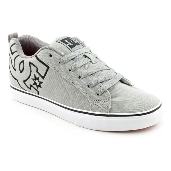 DC Men's 'Court Vulc TX' Basic Textile Athletic Shoe