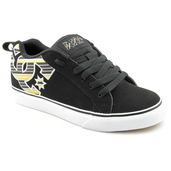 DC Boy's 'Court Vulc SE' Nubuck Athletic Shoe