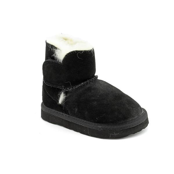 Ukala Girl's 'Pia Kids' Regular Suede Boots