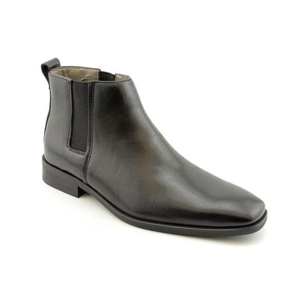 Calvin Klein Men's 'Galen' Leather Boots
