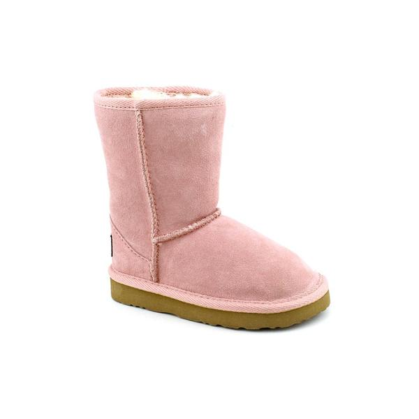 Ukala Girl's 'Sydney Low Kids' Regular Suede Boots