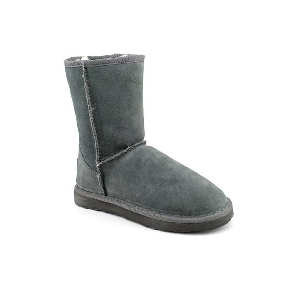 Ukala Women's 'Sydney Low' Regular Suede Boots