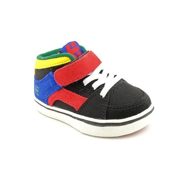 Etnies Boy's 'Toddler RVM Strap' Regular Suede Athletic Shoe