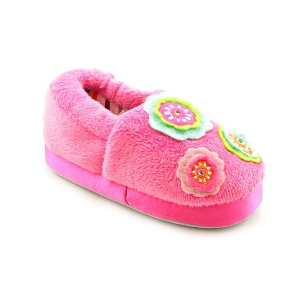 Stride Rite Girl's 'Lighted Flowers' Basic Textile Casual Shoes
