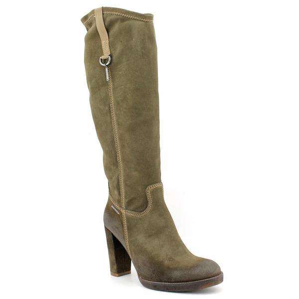 Diesel Women's 'Hazard Boss Hogg' Regular Suede Boots