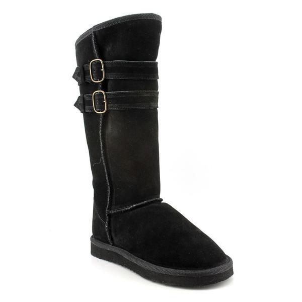 Ukala Women's 'Ruby' Regular Suede Boots
