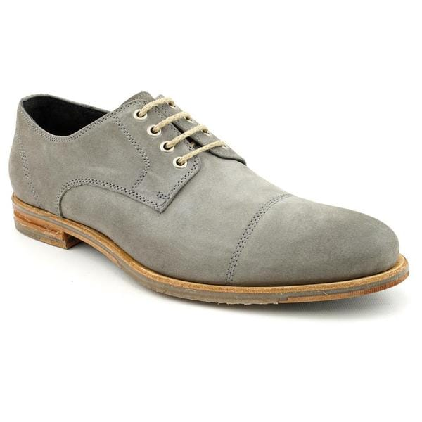 Kenneth Cole NY Men's 'Bottle Nose' Regular Suede Casual Shoes