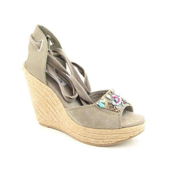 Steve Madden Women's 'Chryslis' Basic Textile Sandals