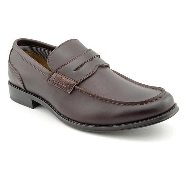 Steve Madden Men's 'Petro' Leather Dress Shoes