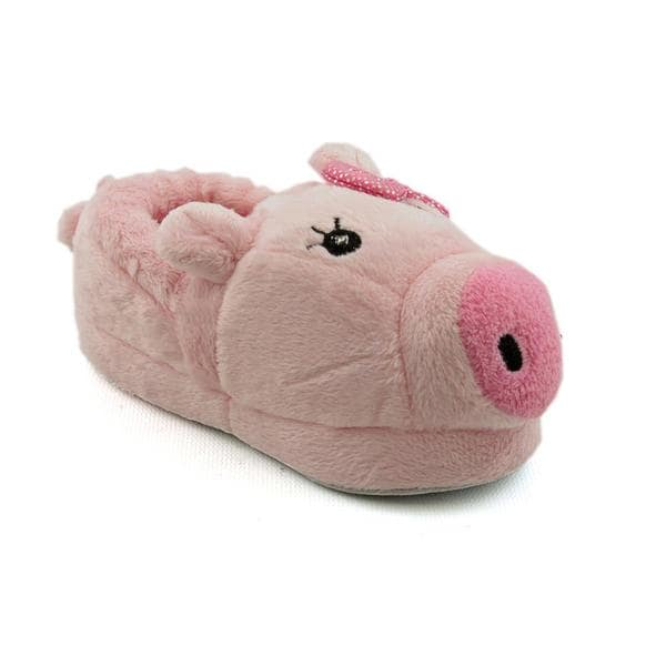 Stride Rite Girl's 'Pig w/ Lights & Sound' Basic Textile Casual Shoes