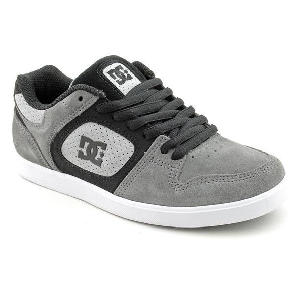 DC Boy's 'Union' Regular Suede Athletic Shoe