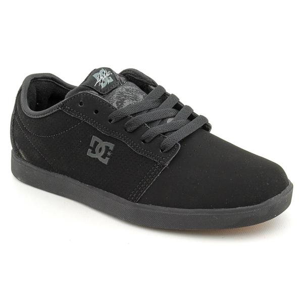 DC Boy's 'Chris Cole' Regular Suede Athletic Shoe