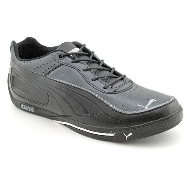 Puma Men's 'SL Street Lo NM Basic' Leather Athletic Shoe