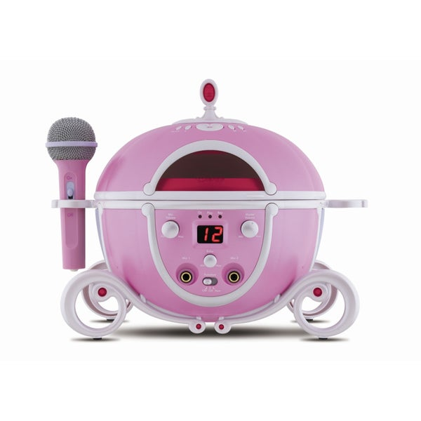 disney princess sing along cd boombox free shipping on orders over 45 14947401. Black Bedroom Furniture Sets. Home Design Ideas