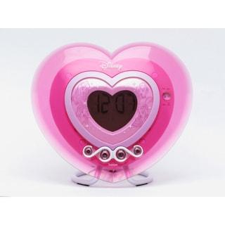 Disney Princess Alarm Clock Heart Radio