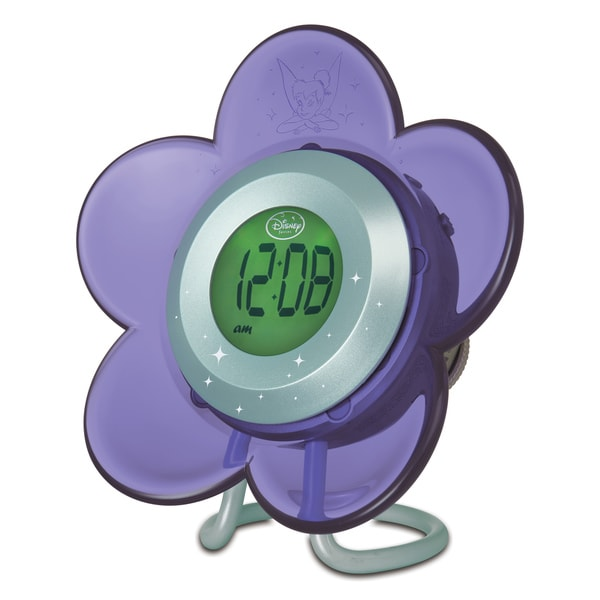 Disney Fairies LCD Alarm Clock / Radio