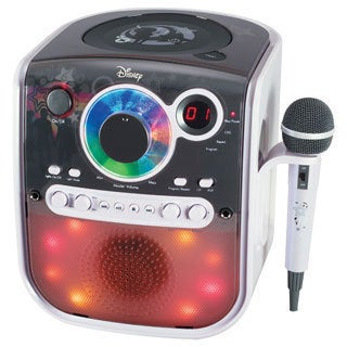 Shop Disney Jonas Brothers Karaoke System with Microphone ...