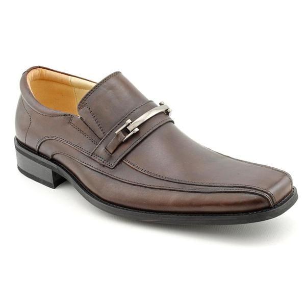 Steve Madden Men's 'Kinndle' Leather Dress Shoes (Size 9)