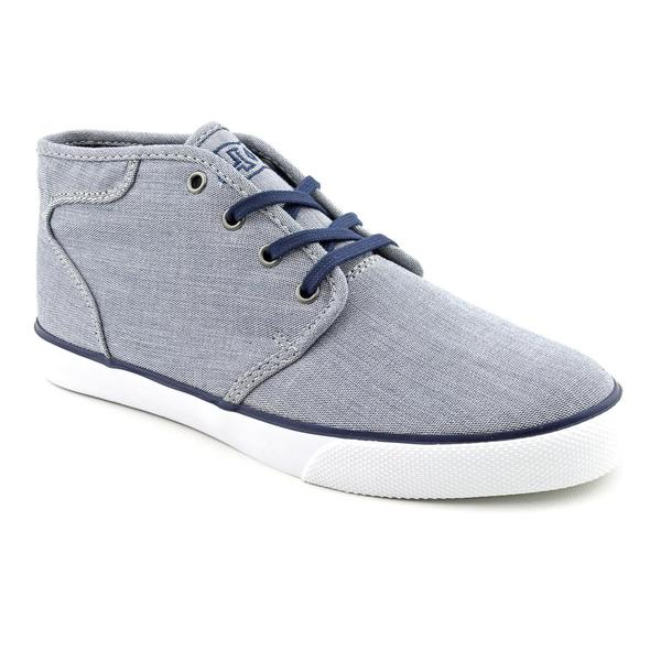 DC Boy's 'Studio Mid TX' Basic Textile Casual Shoes (Size 6)