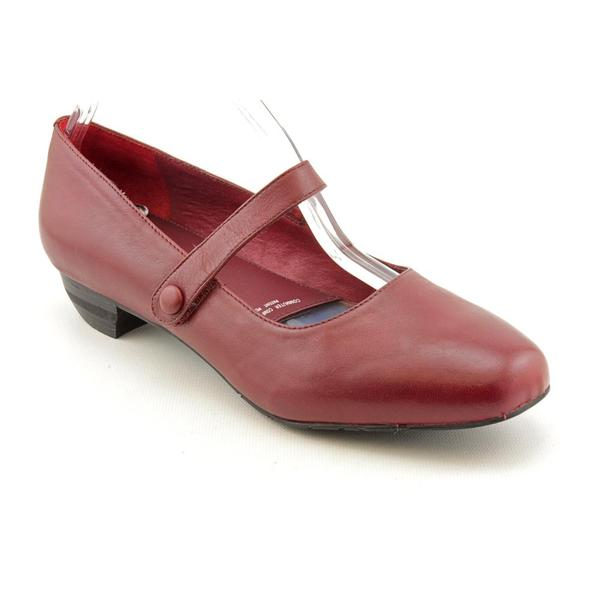 Drew Women's 'Kathy' Leather Casual Shoes - Wide (Size 8)