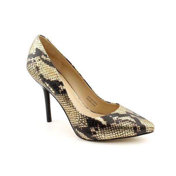 Via Spiga Women's 'Mia' Animal Print Dress Shoes (Size 7.5)