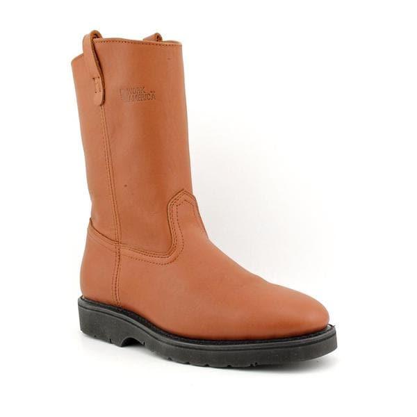 work america s wellington leather boots narrow